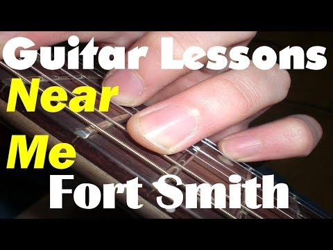 best-guitar-lessons-near-me-fort-smith-ar