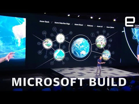 Microsoft Build 2019 Keynote in under 14 minutes