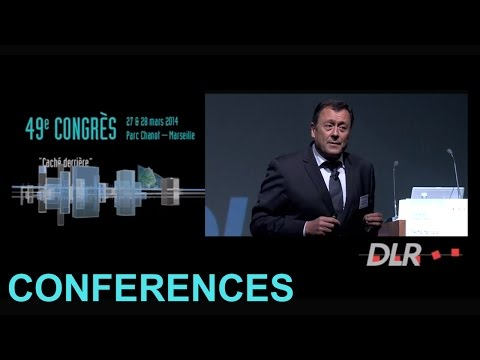 Gérard Baillard - Les Conférences DLR 2014