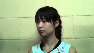04-10-2014: Intervista a Saori Kimura nel post Ita-Jpn