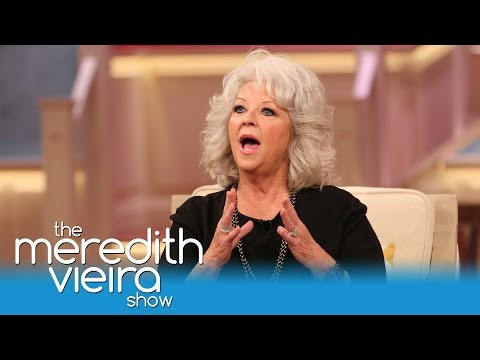 Paula Deen on Her Racial Controversy | The Meredith Vieira Show