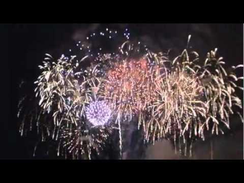 Fireworks At Navy Pier In Chicago