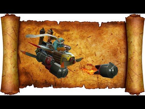 видео: Секреты dota 2 (tips & tricks): Ракета gyrocopter`а