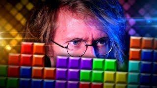 Elek powraca do Tetrisa Battle Royale i udaje, że jest lepszy niż ostatnio