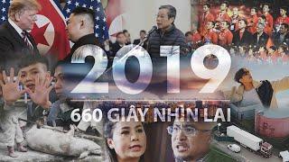660 GIÂY NHÌN LẠI 2019 | VTV24