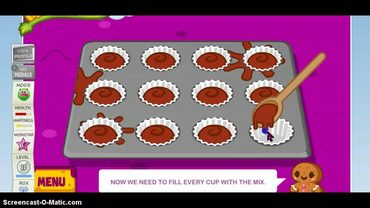 How To Make A Moshi Monster Cake