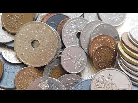 Denmark Coin Collection! (2019)