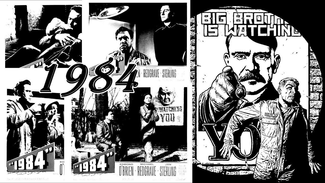 Filme 1984 O Futuro Do Mundo Dublado George Orwell 1956 Youtube
