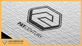 Logo Inspiration | Creating PC Logo From with Polygon Tool
