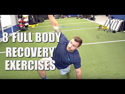 Full Body Recovery Workout 8 exercises