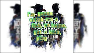 King of the World - Montgomery Gentry (Lyrics)