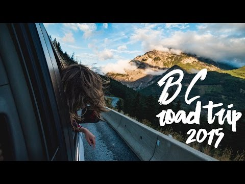 BC Roadtrip 2015 | GoPro Hero 3+ Black