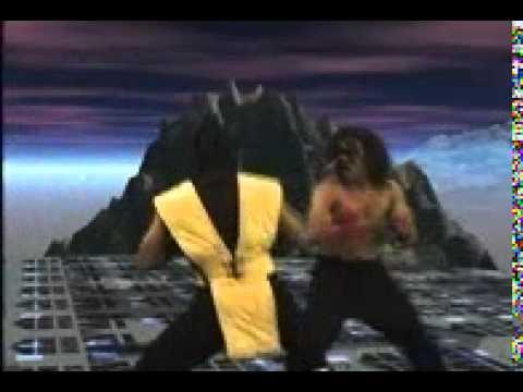 Federation of Martial Arts: Liu Kang vs Scorpion - Round 2