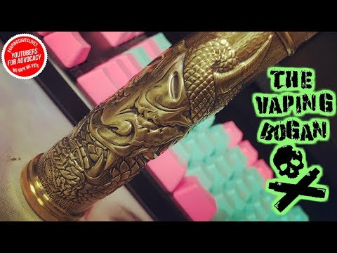 BanRuo Mech | Fang Cun Vape Company | China High End? | The Vaping Bogan