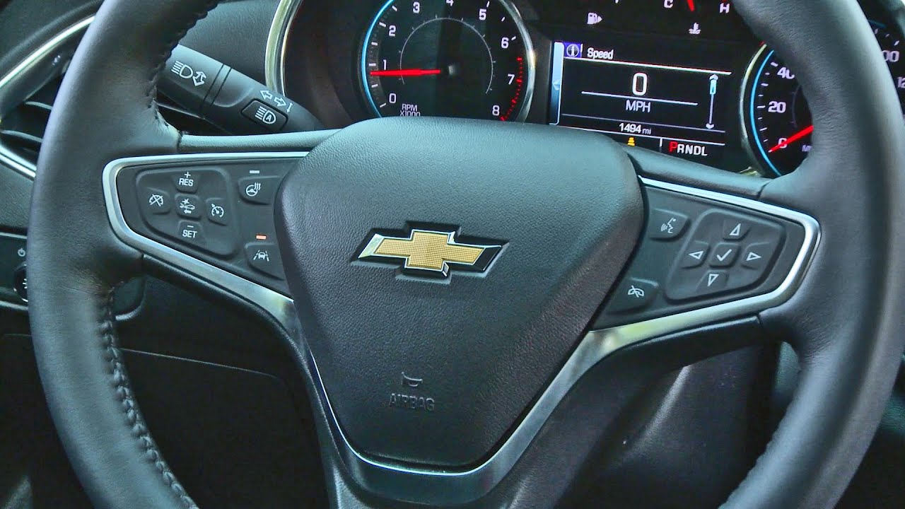 Wonderful 2016 Chevrolet Malibu INTERIOR   YouTube