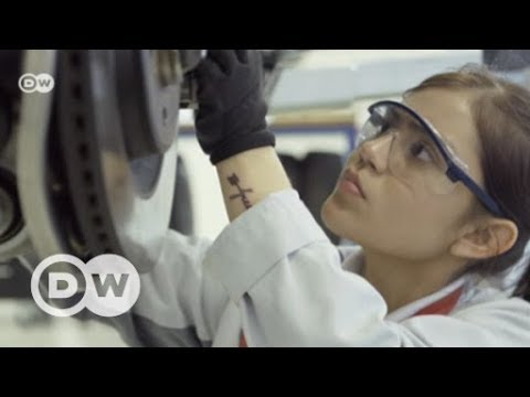 Puebla: German cars made in Mexico | DW English