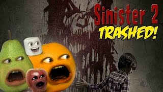 Annoying Orange - SINISTER 2 TRAILER Trashed!!