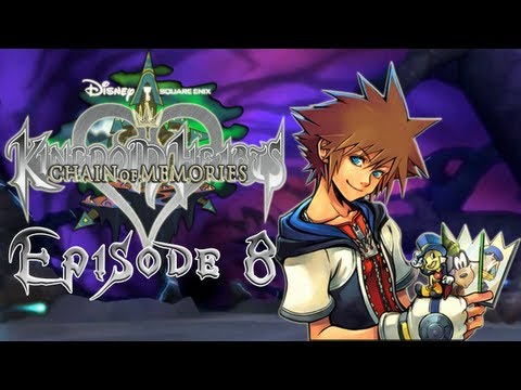 Kingdom Hearts: Re:Chain of Memories - Floor 8