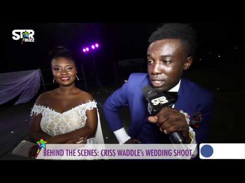 Criss Waddle - Letter To Yvonne Okoro (BEHIND THE SCENES) | STARBUZZ