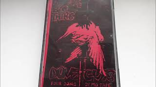 The Big Thing-Four Song Demo Tape 1986