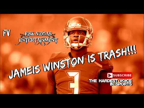 Jameis Winston is TRASH and wont be starting in 2 years