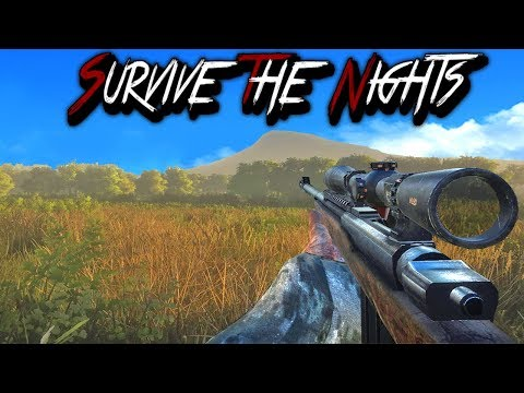 BRAND NEW SURVIVAL GAME!! Survive The Nights Gameplay! New Survive The Nights Livestream!