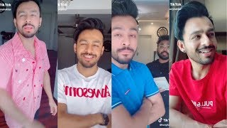 Tony Kakkar Latest Tik Tok Video ll Tony New Musically Video With Riyaz