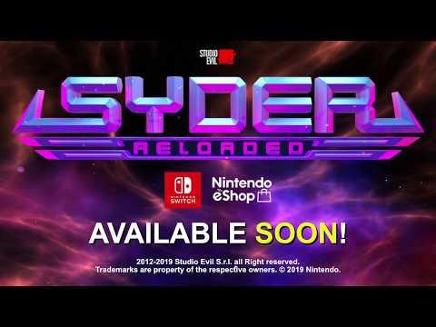 Trailer – Syder Reloaded [Nintendo Switch]