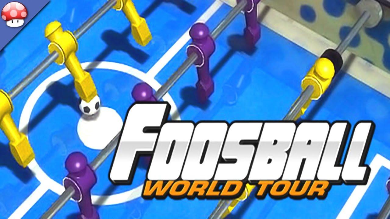 Foosball: World Tour – PIŁKARZYKI JAK ZA DAWNYCH LAT!