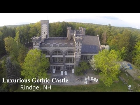 Rindge, NH - Luxurious Gothic Castle