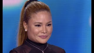 Filipino Loverine SHOCKS Everyone With Her Unbelievable Voice  | Six Chair Challenge | The X Factor