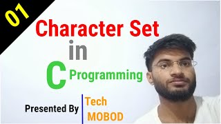 Character set in C || Alphabet || Digits || Special Character