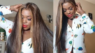 My Favorite Blonde Hair Color Combination  For WOC  ft. GlamMore Raw Cambodian Straight