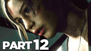 RESIDENT EVIL 2 REMAKE Walkthrough Gameplay Part 12 - PLANT 43 (RE2 CLAIRE)