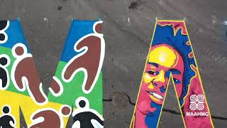 Black Lives Matter - The Making of the Mural in Minneapolis