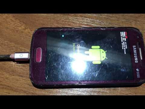 Прошивка Samsung S7272