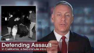 Los Angeles Assault Crimes Criminal Defense, Kraut Law Group