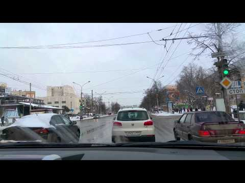 Tour of Perm, Russia. Part 1.