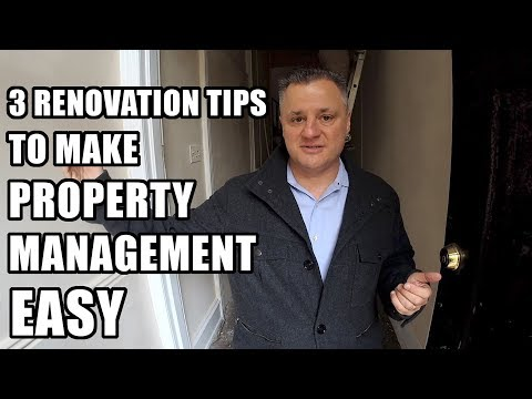 3 Renovation Tips to Make Property Management Easy with Matt Faircloth for Bigger Pockets