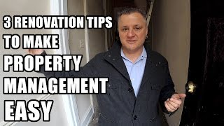 Renovation Tips To Make Property Management Easy With Matt Faircloth For Bigger Pockets