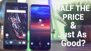 Galaxy S8 vs OnePlus 3T // Half the price just as good?