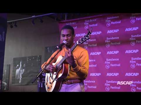 Leon Bridges - Let You Down - Sundance ASCAP Music Café