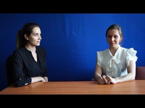 Молодежное ТВ 71-й выпуск. На вопросы отвечает Никонова Татьяна. Полная версия.