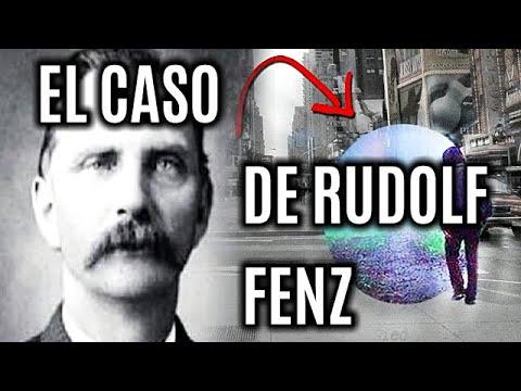 Nuestro Insolito Universo-El Caso de Rudolf Fenz
