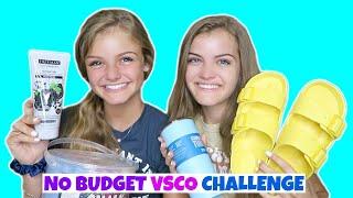 No Budget VSCO Shopping Challenge ~ Jacy and Kacy