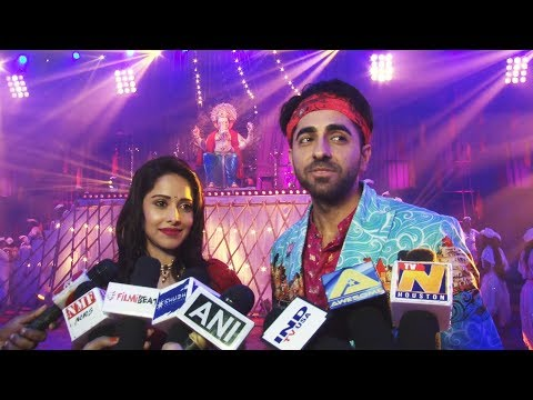 ayushmann-and-nushrat-shoot-song-of-film-dream-girl---dhagala-lagali