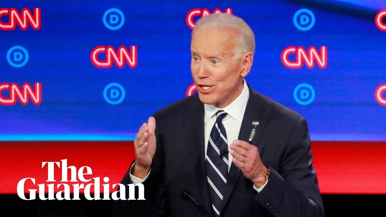 Go To Joe 30330 Biden Tells Confused Debate Viewers To Visit Phone Number Youtube