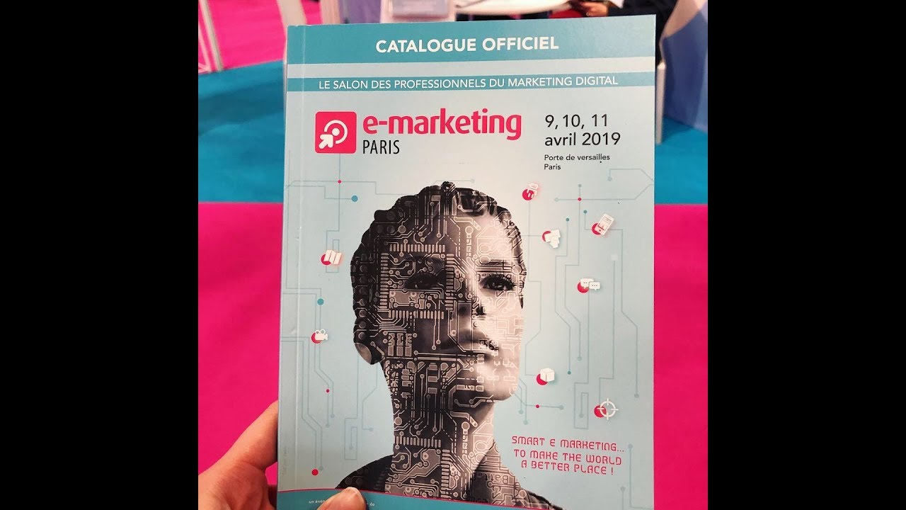 E Marketing Salon Salon E Marketing 2019
