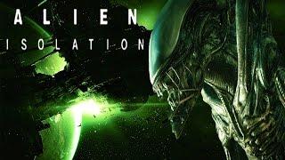 Alien: Isolation (PC) - Part 1 (Introduction / Sevastopol / Samuels / Medkit) Gameplay