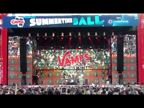 The Vamps - Can We Dance (Summertime Ball 2014)